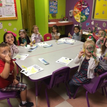 Preschool Mini Day 3-5 years